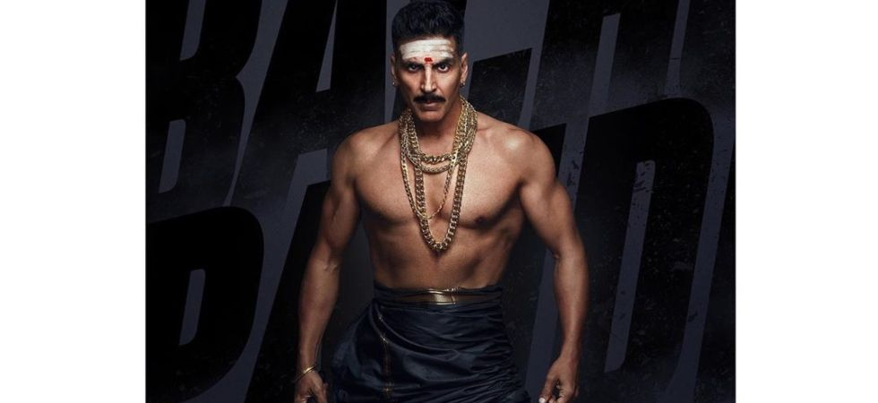 Akshay Kumar looks fierce in upcoming flick Bachchan Pandey, First poster OUT!