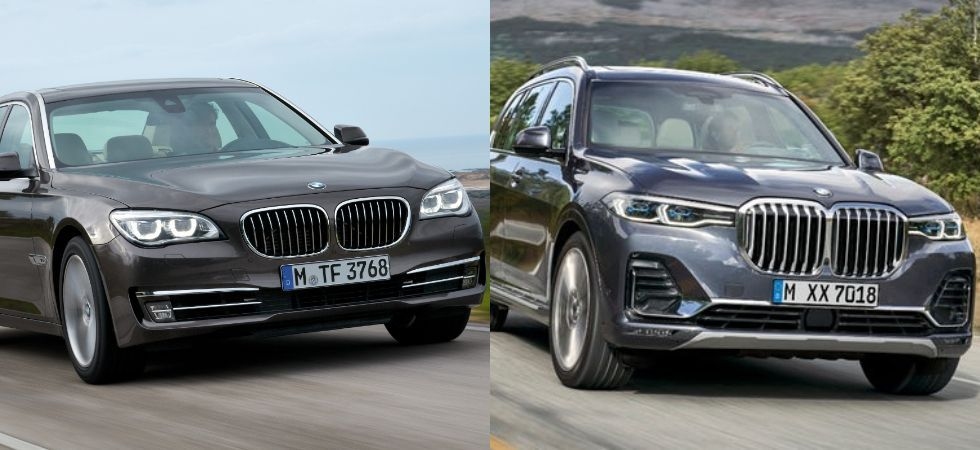 BMW 7 series sedan facelift, BMW X7 launched (File Photo)