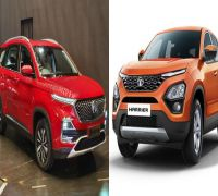 MG Hector Vs Tata Harrier: Head to head comparison on specification, features, price