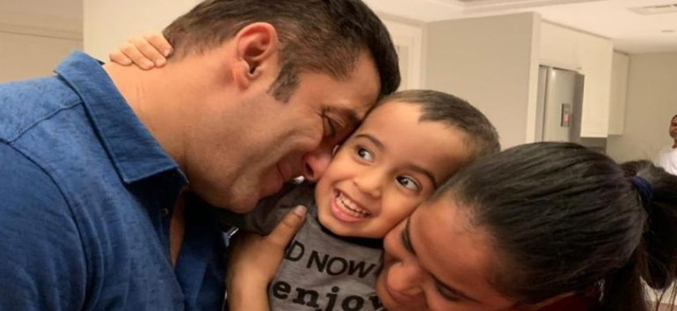 Salman Khan to become 'mamu' again with sister Arpita and Aayush's second child?