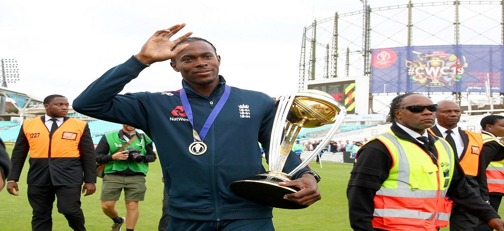 Jofra Archer ended with 20 wickets as England won the World Cup for the first time with a thrilling tie against New Zealand in the final at Lord's. (Image credit: Getty Images)