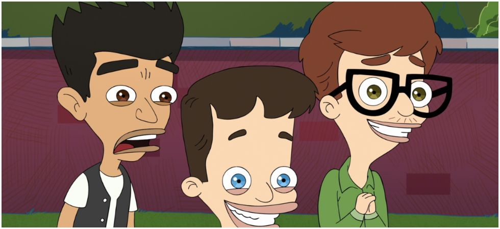 'Big Mouth' renewed for three more seasons by Netflix.