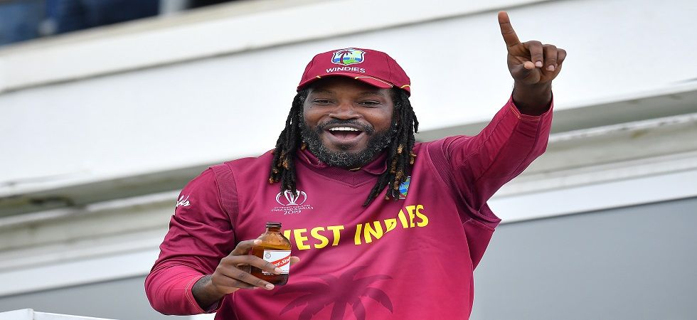 Chris Gayle will be aiming to break some ODI records for West Indies in the upcoming three-match series against India. (Image credit: Getty Images)