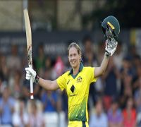 THIS Australian woman cricketer smashes a new world record in Twenty20 Internationals