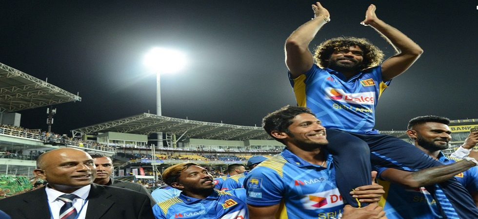 Lasith Malinga signed off from ODIs in grand style as Sri Lanka defeated Bangladesh by 91 runs. (Image credit: Sri Lanka cricket Twitter)