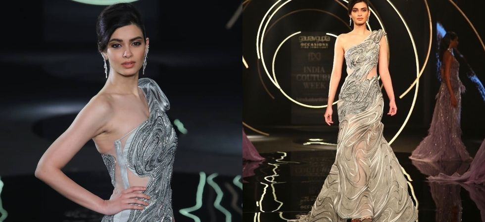 Diana Penty rules the runway as Gaurav Gupta's sea queen at ICW 2019 (Pic Courtesy: Instagram)