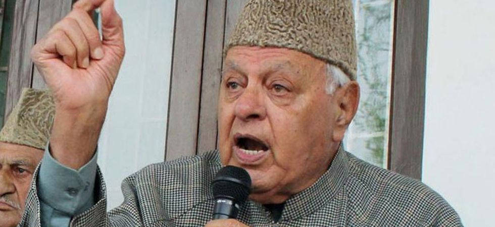 National Conference (NC) president Farooq Abdullah (File Image)