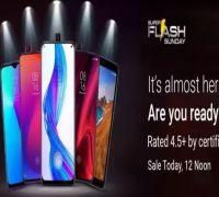 Flipkart Super Flash Sale Sunday: Redmi K20 Pro, Redmi K20, Redmi 7A, Realme X, Realme 3i goes on sale