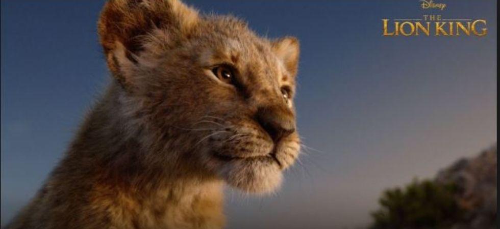 The Lion King director Jon Favreau shares only