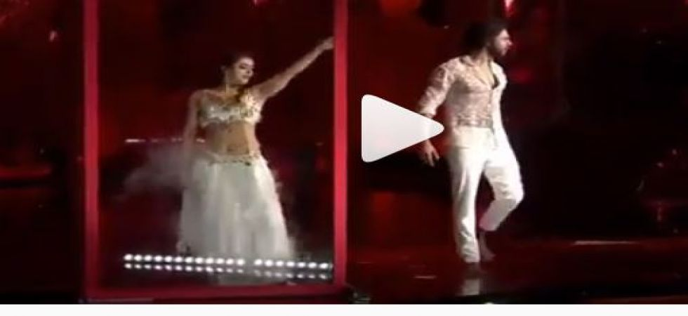 Nach Baliye: Madhurima Tuli finally reacts to Vishal Aditya Singh behavior on stage