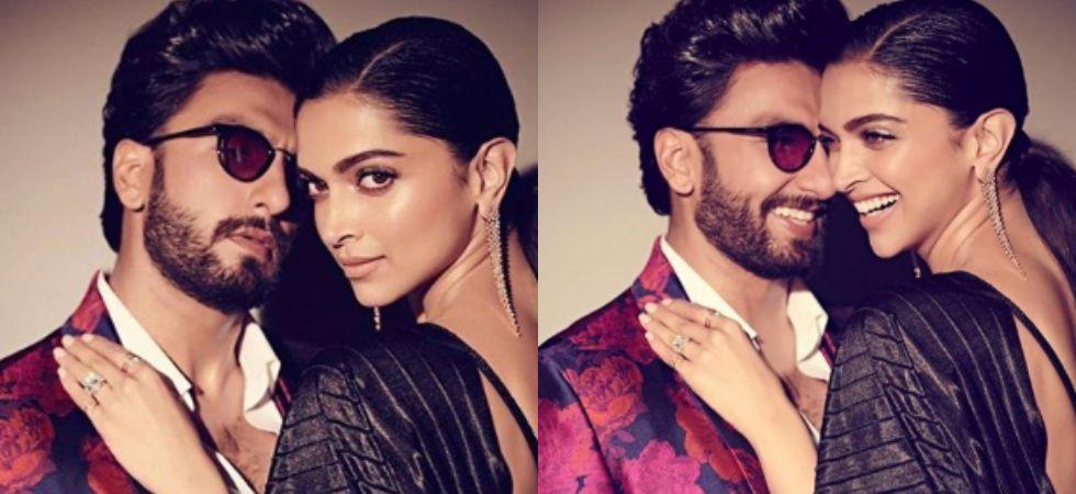 Ranveer Singh and Deepika Padukone. (Image: Instagram)