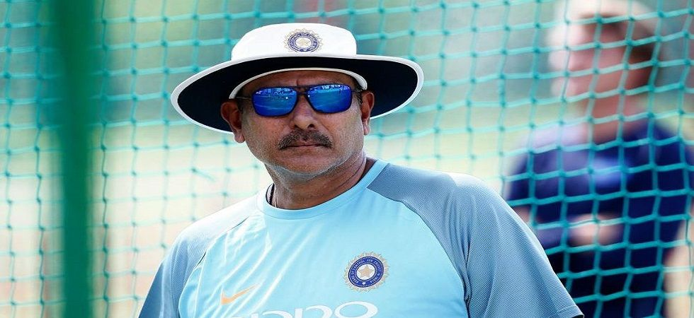 Ravi Shastri and support staff has been given an extention of 45 days (Image Credit: Twitter)