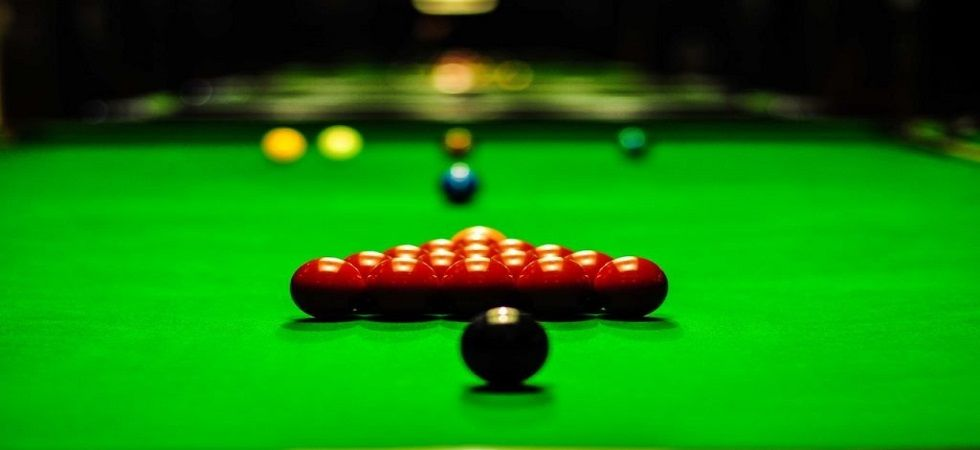 Mithun beats Vadivel in Q Lounge all-India snooker tournament (Image Credit: Twitter)