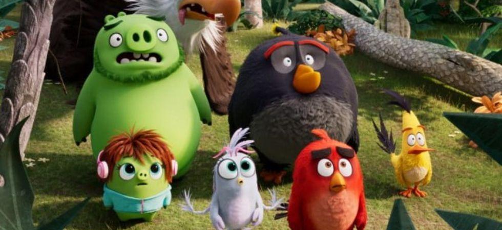 Angry Birds 2 Hindi Trailer.