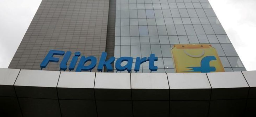 Visitors at the experience centre can use their smartphone to scan the Flipkart Furniture icon. (File Photo)