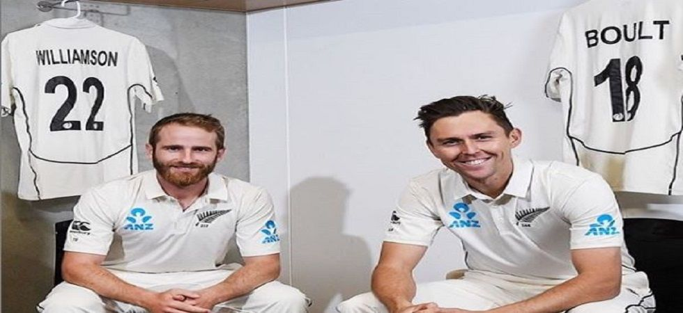 New Zealand skipper Kane Williamson shares 'new' Test look (Image Credit: Twitter)