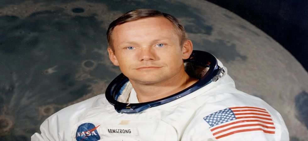 Neil Armstrong (File Photo)