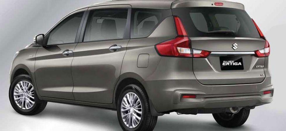Maruti Suzuki launches BS VI compliant version of petrol powered Ertiga (file photo)