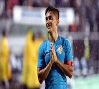 Indian football progressed well in past 10 years but still lot of up catch-up to do: Sunil Chhetri
