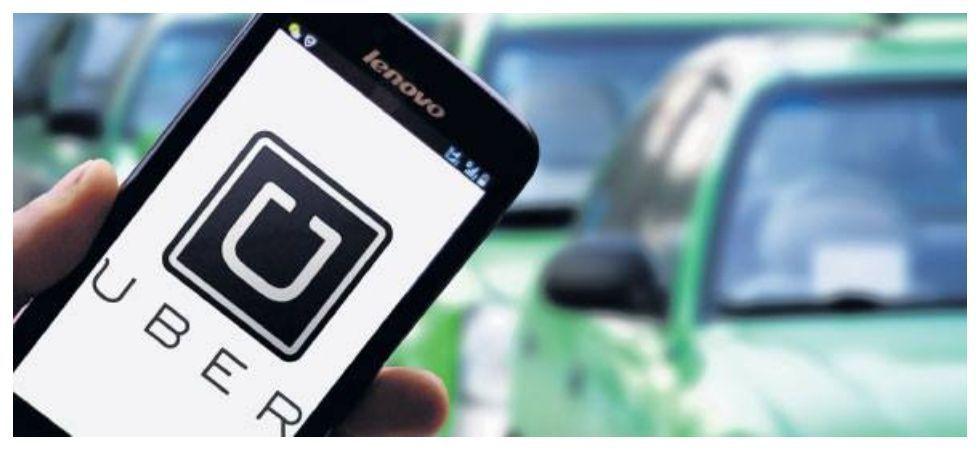 Uber shares were USD 43.88 at the close of formal trading in New York on Monday. (File Photo)