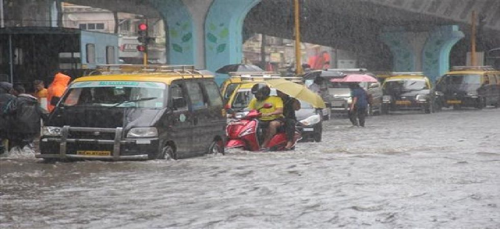 Mumbai has been witnessing rains of varied intensity for the past few days