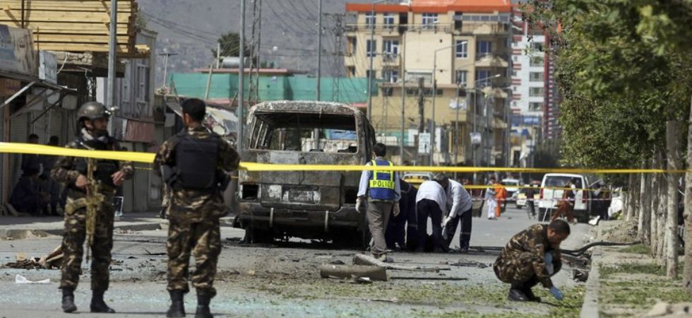 Afghan bomb blast (Photo Credit: Twitter)