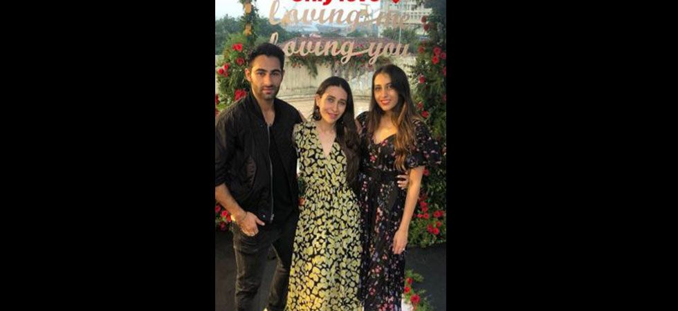 Armaan Jain gets engaged to Anissa Malhotra.