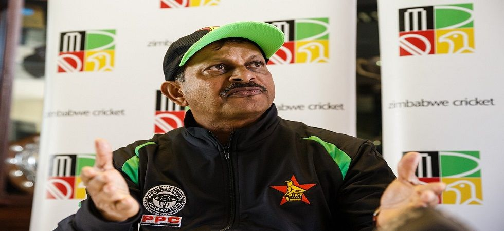 Lalchand Rajput has shown his interest in the India job after the ICC has suspended Zimbabwe Cricket for government interference. (Image credit: Twitter)