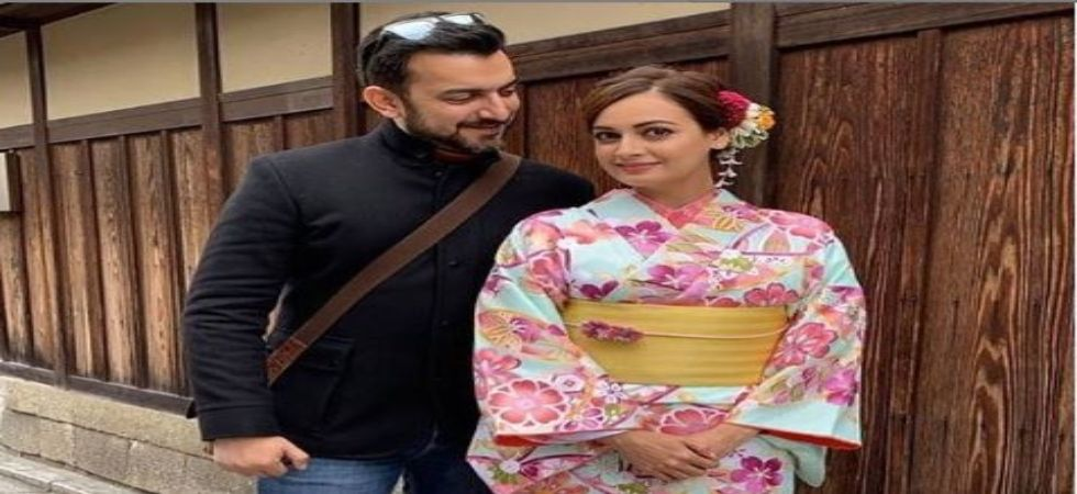 Dia Mirza part ways with husband Sahil Sanga after 11 years of togetherness