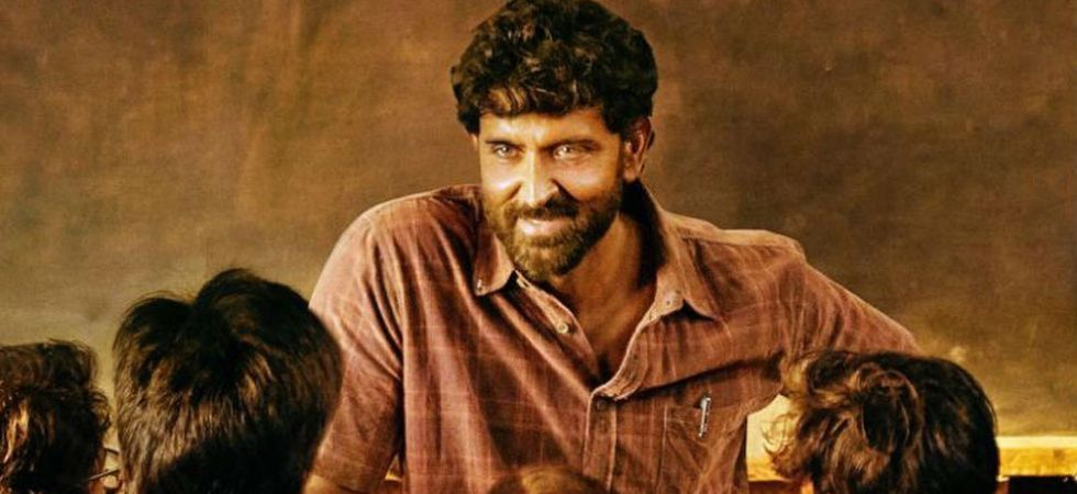 Hrithik Roshan in Super 30.