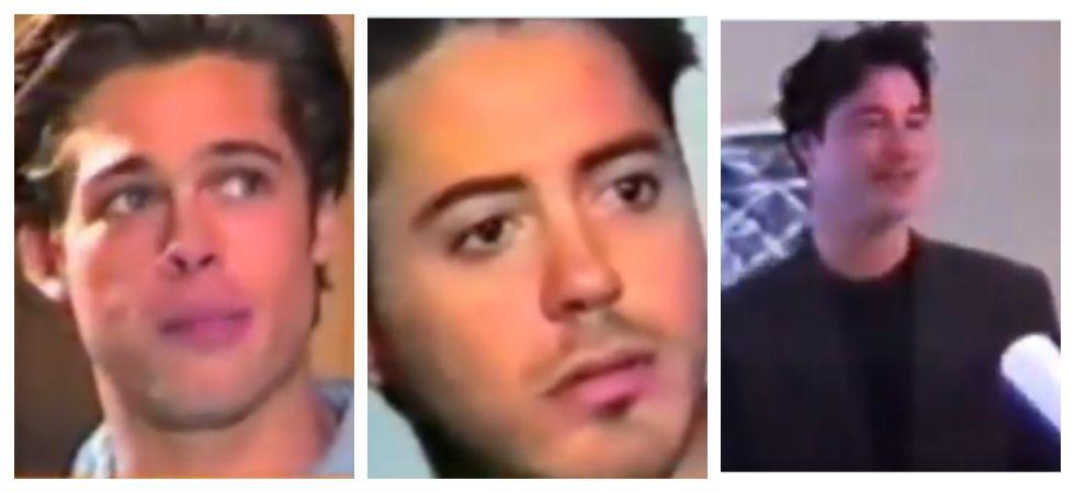 Robert Downey Jr, Keanu Reeves, Brad Pitt audition for 'Backdraft