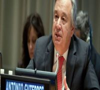 Antonio Guterres calls on nations to come up with concrete plans to fight climate change