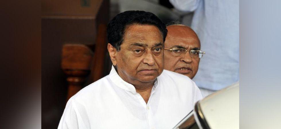Madhya Pradesh CM Kamal Nath (File Image)
