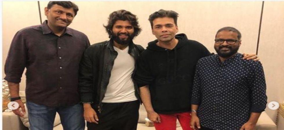 Did Vijay Deverakonda refuse Karan Johar's offer of Bollywood debut?