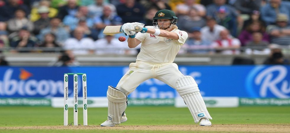 Steve Smith blasted his 24th century and ninth against England as Australia reached a decent position at the end of day one of the Ashes Test. (Image credit: Getty Images)
