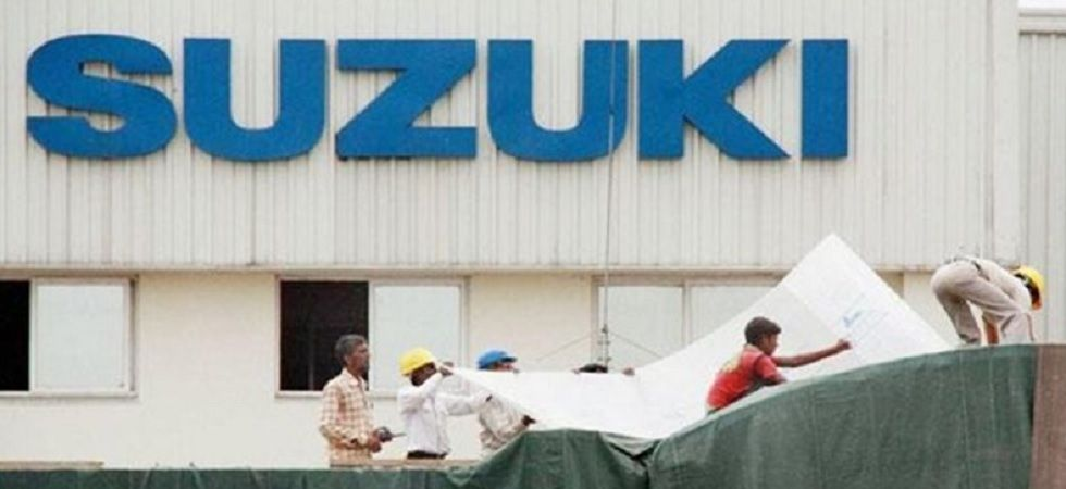 Suzuki Motorcycle India sales up by 18 per cent in July (file photo)