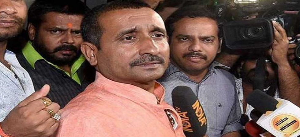 Sengar faces allegations of raping a minor girl and killing her two aunts