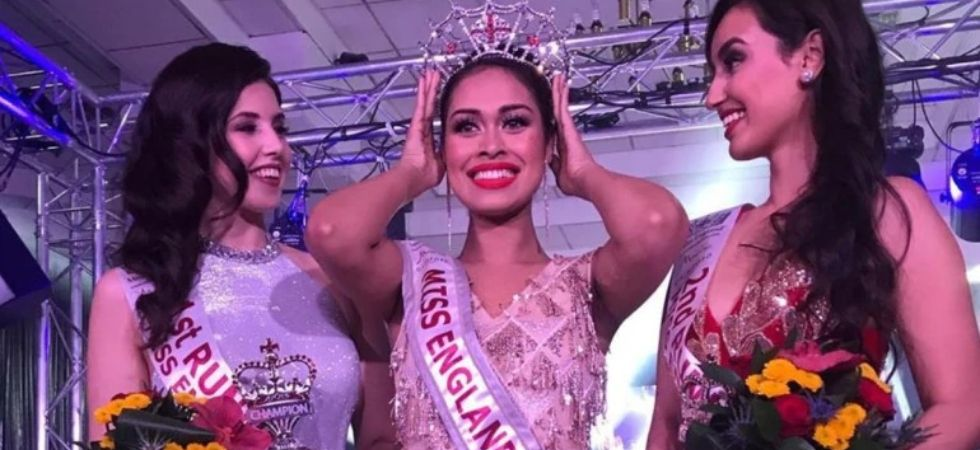 Bhasha Mukherjee, Indian-origin doctor crowned Miss England