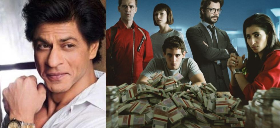Shah Rukh Khan to star and produce remake of Spanish crime thriller Money Heist