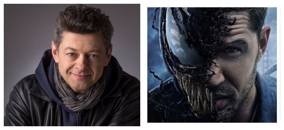 Andy Serkis confirms he's in discussion to direct 'Venom 2' (Photo: Twitter)