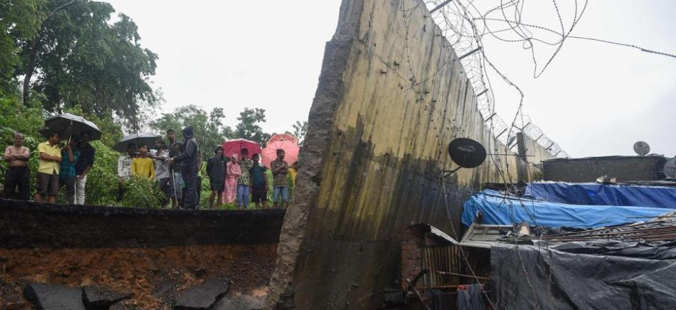 Wall Collapse (File Photo)