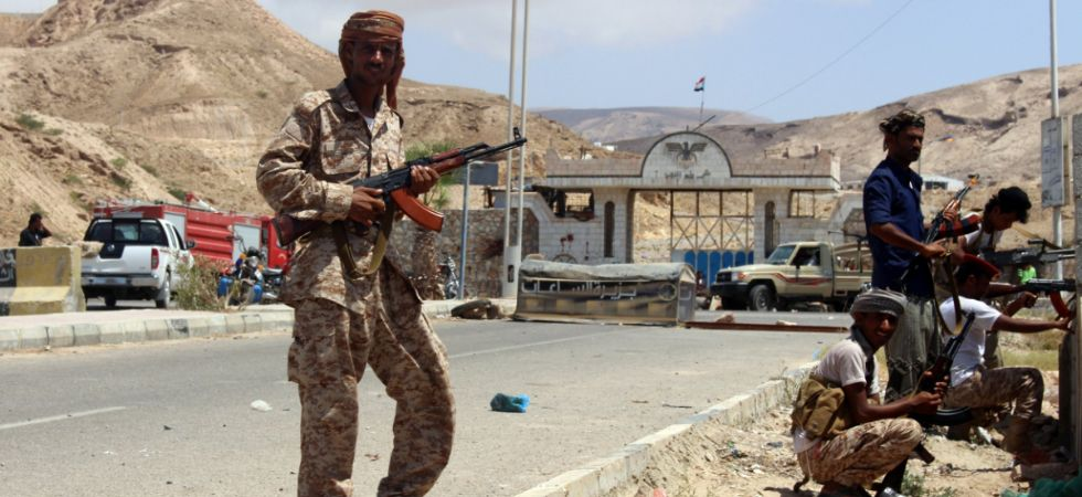 Al-Qaeda attack in Yemen (Photo Credit: Twitter)