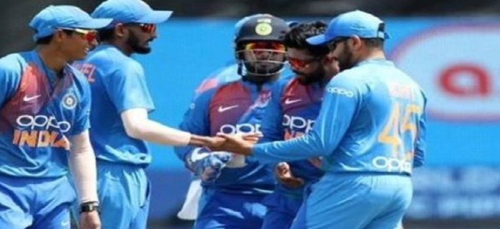 India will be determined to win the three-match Twenty20 series in the second match. (Image credit: Twitter)