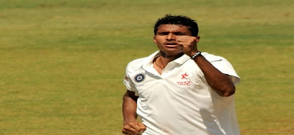 26-year-old Saini claimed three wickets for 17 runs to help India restrict the West Indies to 95 for 9 after being put to bat (Photo: PTI)