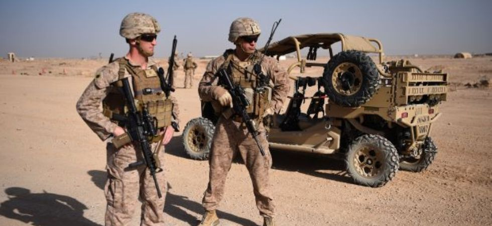United States, Taliban push for peace (Photo Credit: Twitter)