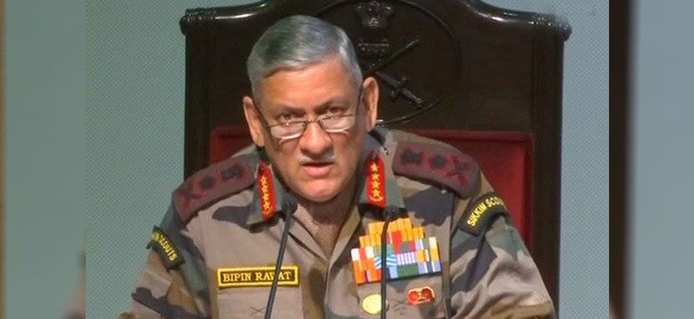 Army Chief Bipin Rawat was scheduled to inaugurate the event on Monday evening. (File Photo)