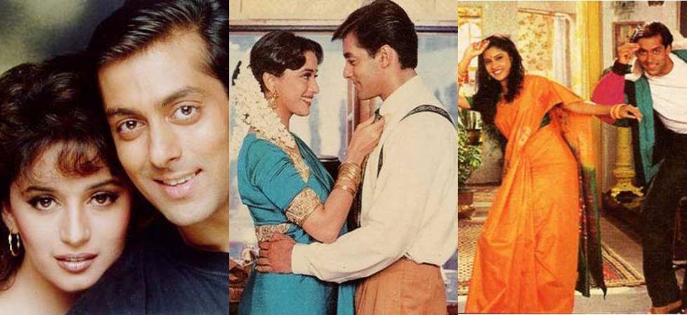Hum Aapke Hain Koun..! is a modern take on Rajshri Productions' 1982 film Nadiya Ke Paar.