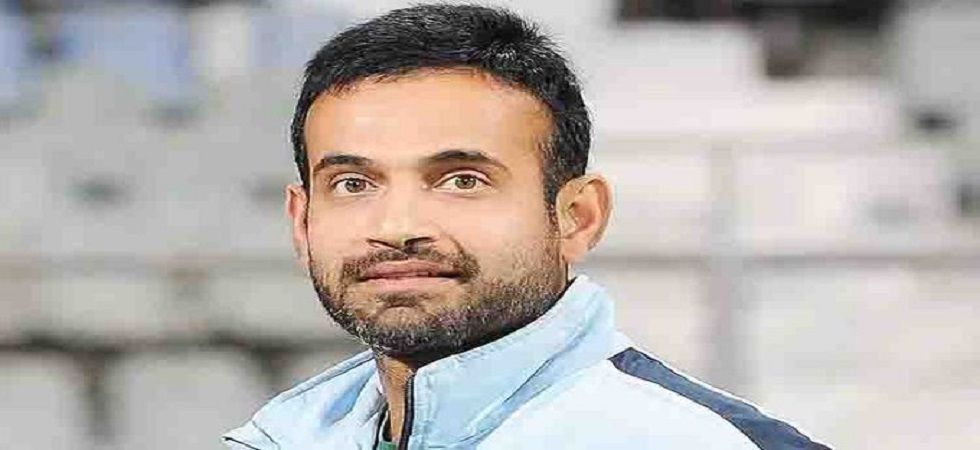 Irfan Pathan has been asked to leave Jammu and Kashmir in view of the deteriorating situation in Kashmir. (Image credit: Twitter)