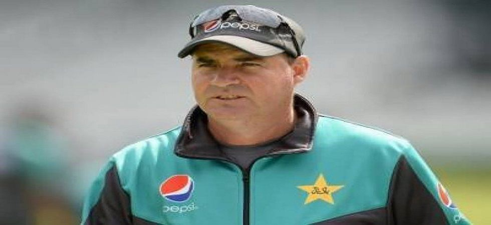Mickey Arthur is reportedly seeking a two-year extension as Pakistan cricket team coach. (Image credit: Twitter)