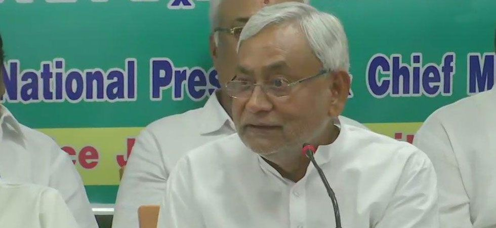 "KC Tyagi said, ""Our chief Nitish Kumar is carrying forward the tradition of JP Narayan, Ram Manohar Lohia."